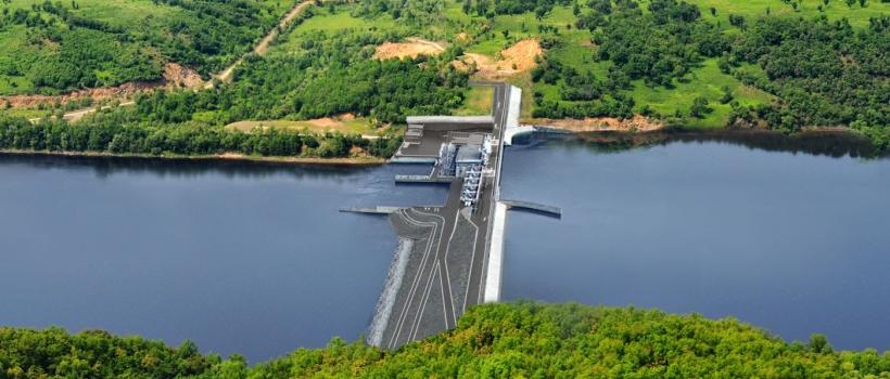 Проект Нижне-Бурейской ГЭС