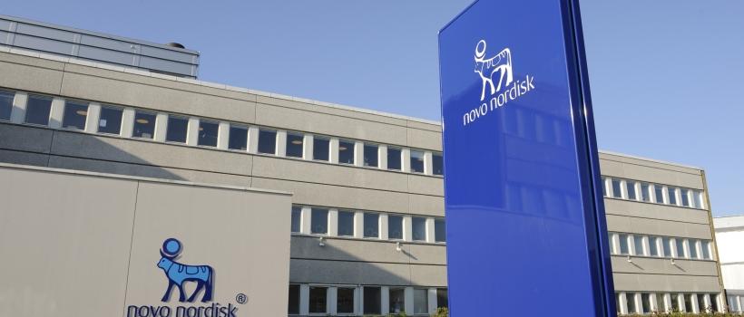 Датская штаб-квартира Novo Nordisk